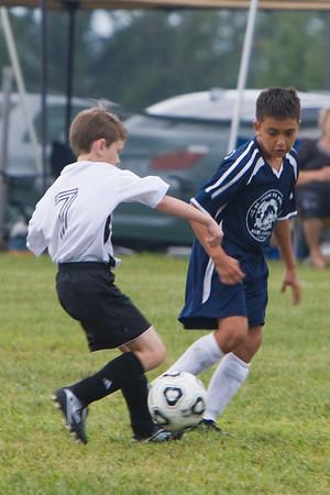 U-11 Boys KidsPeace Game 3 - Semifinal