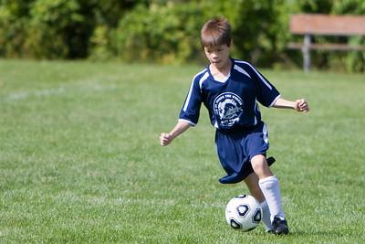 U-11 Boys Fall 2010 Game 1