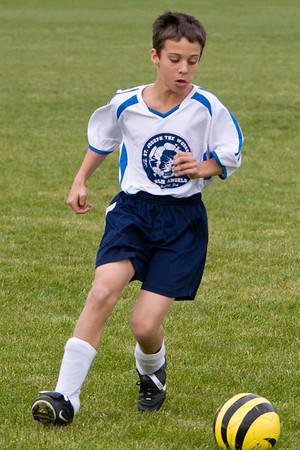 U-11 Boys Fall 2010 Game 7