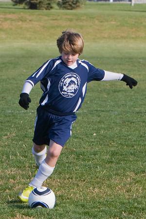U-11 Boys Fall 2010 Game 9