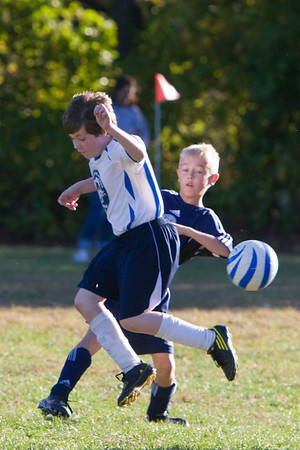 U-11 Boys Fall Fest Game 2