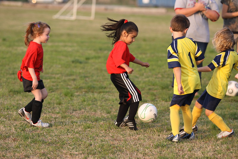 soccer u 6 ladybugs team-game s09 020