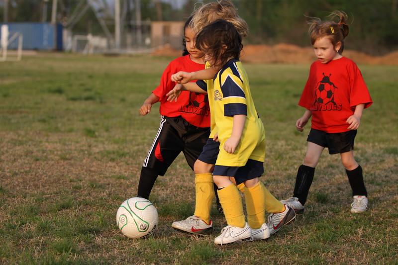 soccer u 6 ladybugs team-game s09 046