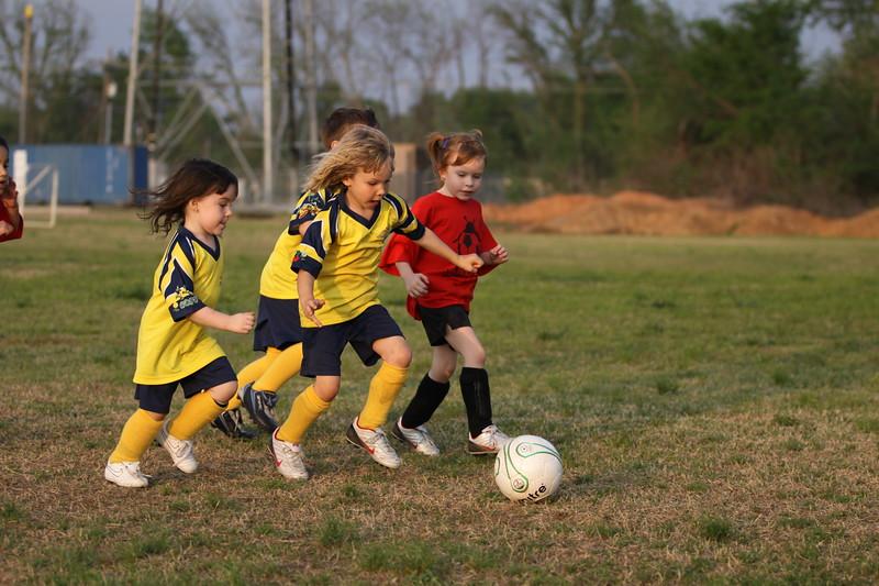 soccer u 6 ladybugs team-game s09 044