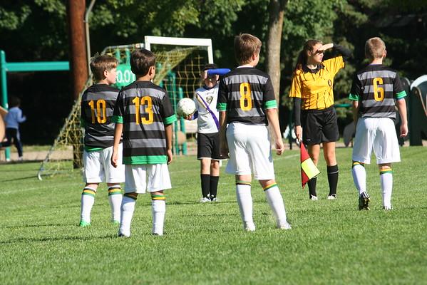 U11 Grey Soccer 2016