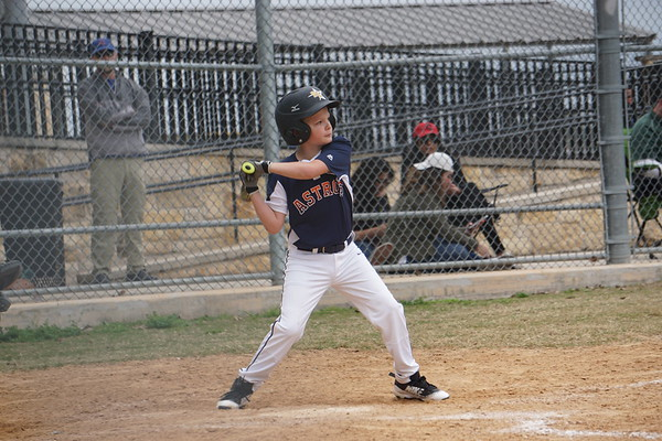 U12 Baseball 2nd Game at 1pm March 3rd, 2018