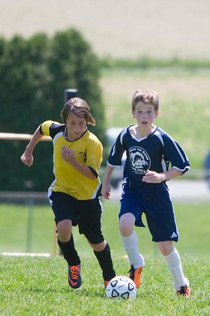 U12 Boys Spring 2012 Game 5