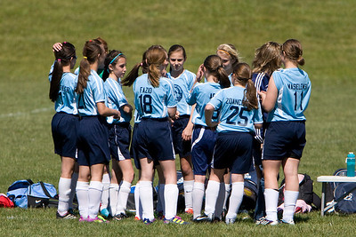 U12 Girls Spring 2012