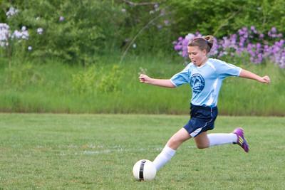 U12 Girls Spring 2012 Game 4