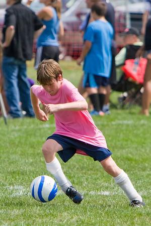 U12 Sarah Parvin 6v6 24 Hour Tournament - July 28-29, 2012