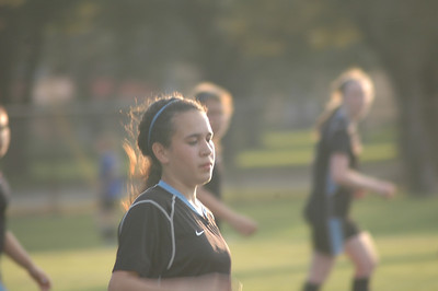 U13 Weston Girls Regions Cup 030212