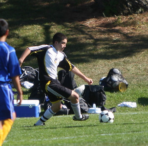 U14 Boys Benicia Arsenal vs Bay Oaks Sting Gold 10-29-11