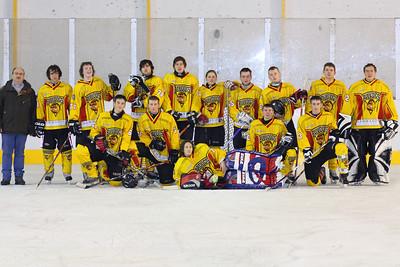 U18 Team Photo 2008