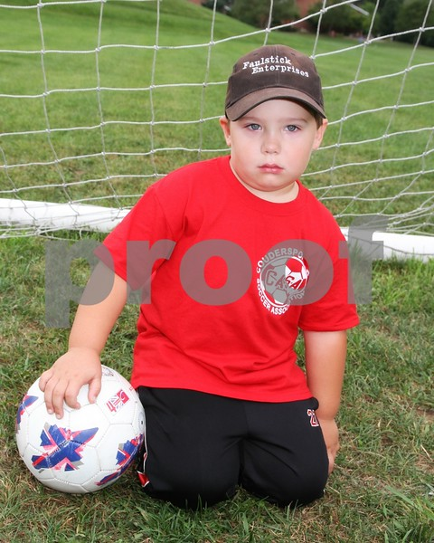 U6 RED SOCCER - FALL