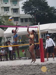UST vs ADU Women's Division, Beach Volleyball Finals