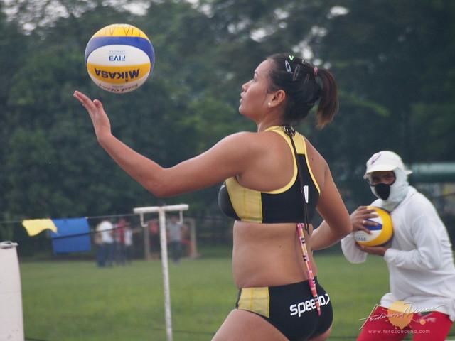 Maru Banaticla, 2012 Beach Volleyball MVP