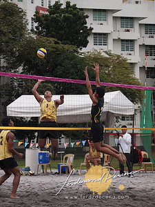 UAAP S74 Beach Volleyball