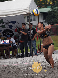 UAAP S74 Beach Volleyball - Judy Caballejo
