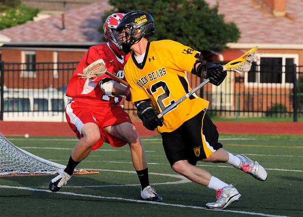 2010 UA Lacrosse - Varsity