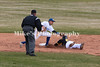 ss misses tag as 5 safely into 2nd base