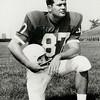 Dick Ashley, split end, University at Buffalo football, 1964-1968.