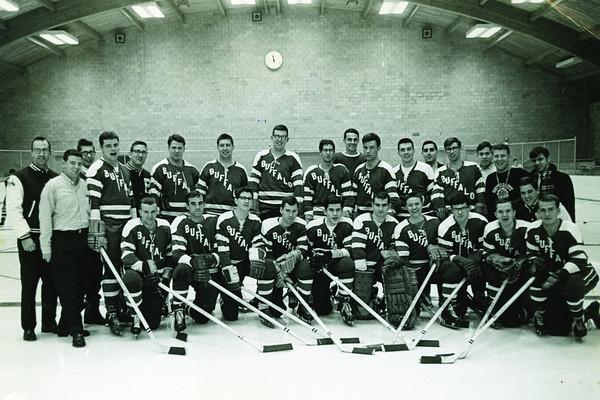 1964-1965 University at Buffalo hockey team