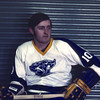Pat Dunn, University at Buffalo hockey, 1971-72.