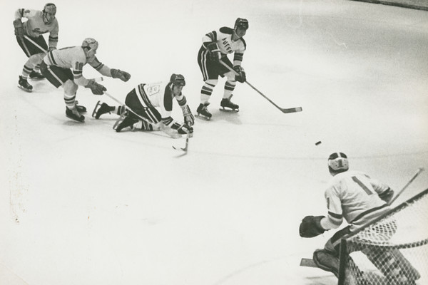 University at Buffalo hockey, 1970-1971 season