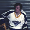 John McReynolds, University at Buffalo hockey, 1971-72.