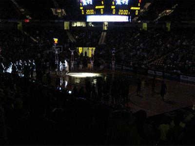 UCF Basketball: 11-15-10
