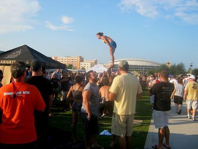 UCF Vs North Carolina: 09-11-10
