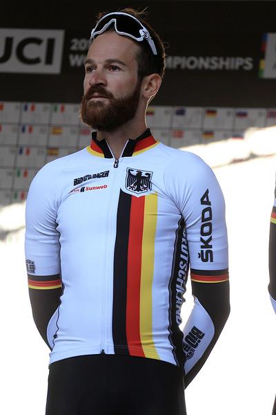 Simon Geschke - best German rider at 24th