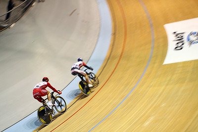 UCI World Track Cup 22/11/08