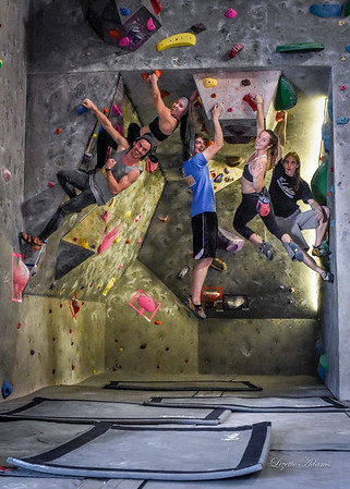 3-11-2017 Aesthetics Climbing Competition
