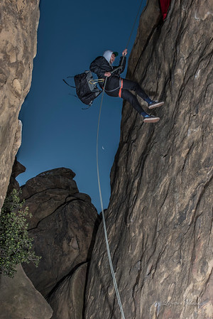 3-23-2017 Rock Climbing at Stoney