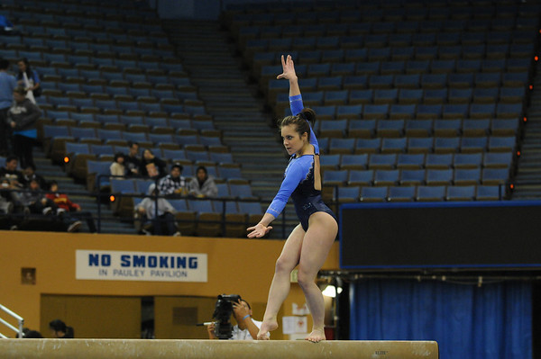 UCLA Gymnastics 2010