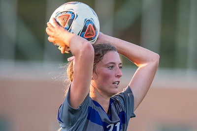 Weber State women's soccer team hosts the University of California, which is currently the No. 1-ranked team in the country. On September 3, 2017, at the Wildcat Soccer Field in Ogden.