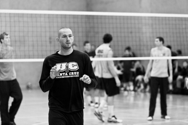 UCSC Men's Volleyball