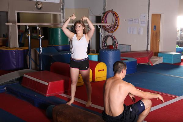 UCSC Summer Gymnastics