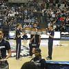 Upsidedown drumming!