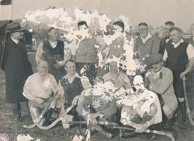 UD afdeling hockey1907-1911 en reunies