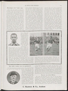 19141223 Revue der Sporten jrg. 8 1914 nr. 15 23 december 1914  Over David Wijnveldt spelling?//
