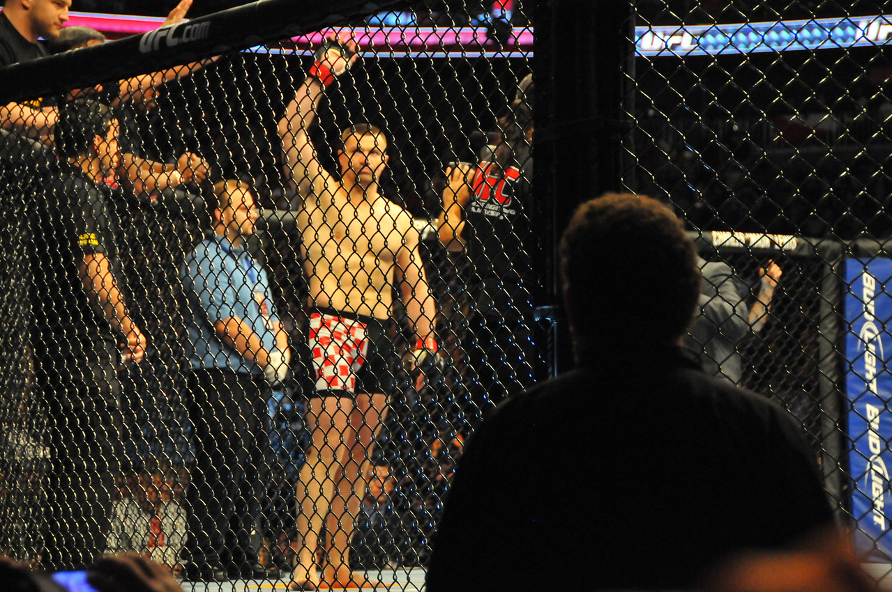 "Mirko ""Cro Cop"" Filipovic, Prudential Center - March 2011"