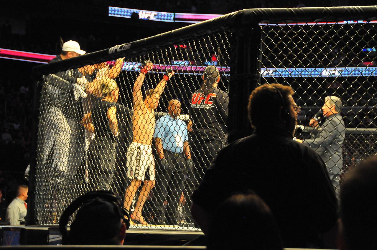 Ricardo Almeida, UFC 128 - March 2011