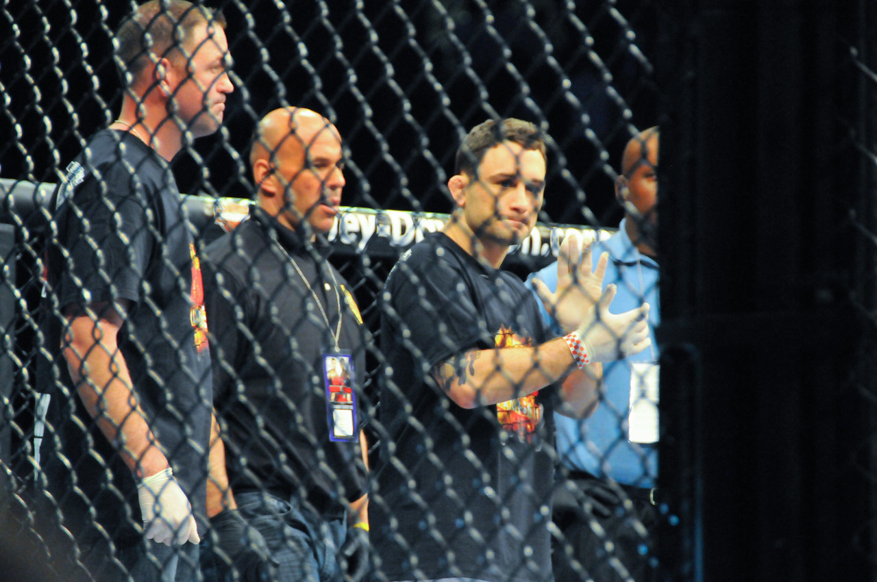 Frankie Edgar, UFC 128 - March 2011