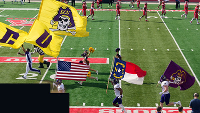 ... and more ECU flags