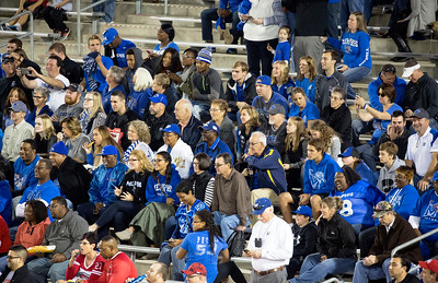 Memphis fans have come a long way for the game.