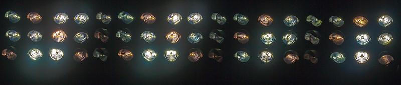 What stadium lights really look like