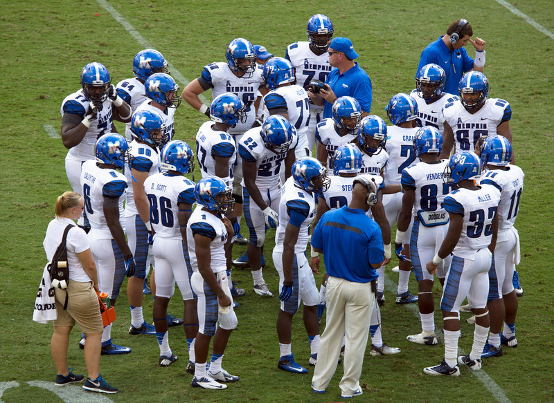 The Memphis team.