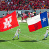 Another UH touchdown being celebrated.  Flags ...